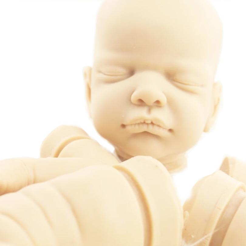 DIY кукла реборн формы силиконовые Высококачественный импортированы силикон сырья materils Reborn Младенцы малышей Кукла Наборы Ручной Работы Кук
