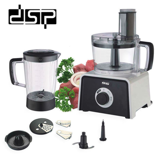 DSP 7-in-1 Grinder Multi-Functional 220-240V 400W 1.5L Juicer Kitchen Tool Balck KJ3002A cooking machine 1