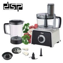 DSP 7-in-1 Grinder Multi-Functional 220-240V 400W 1.5L Juicer Kitchen Tool Balck KJ3002A cooking machine