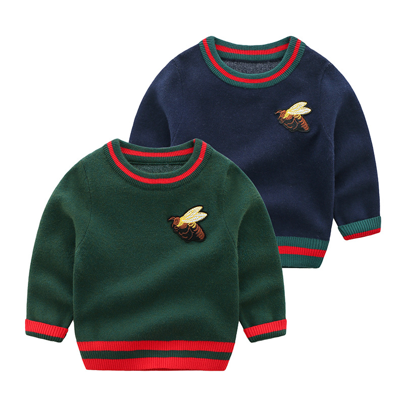 2019 autumn and winter new cotton sweater children casual solid color clothing girls fashion cashmere sweater2019 autumn and winter new cotton sweater children casual solid color clothing girls fashion cashmere sweater