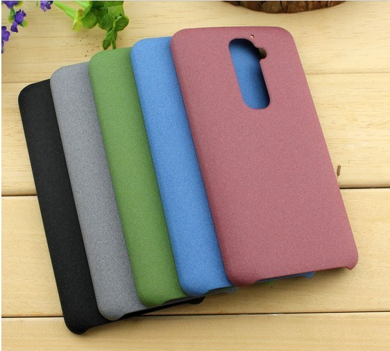 3 pcs/Lot of colorful Matte Hard case For LG Optimus G2 E940 Cell Phone , free shipping