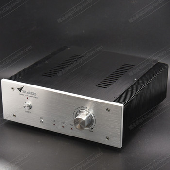 AM-80 KSA-50 circuit DIY fever HIFI Class AB / A Gold seal ON MJ15024 / MJ15025 Amplifier 150W * 2