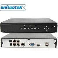 HD PoE NVR 4CH 1080P 960P 720P Onvif Surveillance Network Video Recorder For POE IP Camera