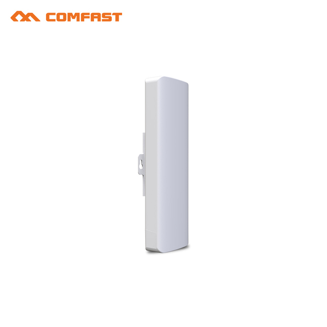 Qca9531 comfast cpe 2.4 ghz 2 * 14dbi sem fio de longo alcance ao ar livre antena wi-fi receptor de sinal de reforço amplificador wi-fi router ponte