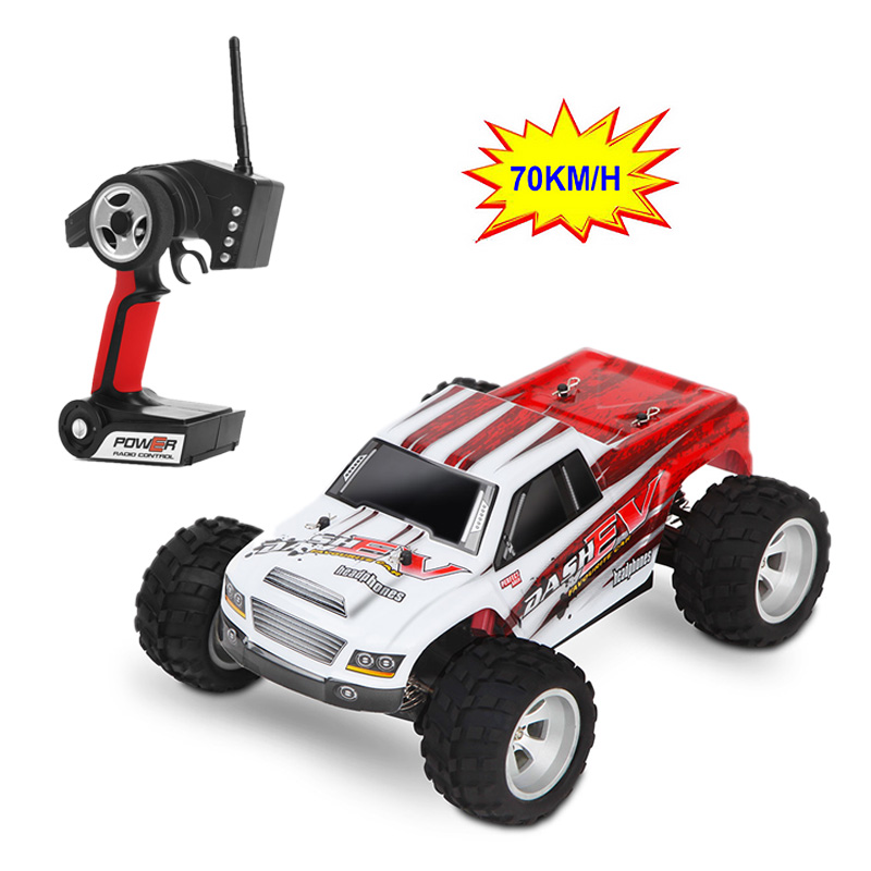 70KM/H,New Arrival 1:18 4WD RC Car Wltoys A979-B 2.4G Radio Control High Speed Truck RC Buggy Off-Road VS Wltoys A959 Truck new 7 2v 16v 320a high voltage esc brushed speed controller rc car truck buggy boat hot selling