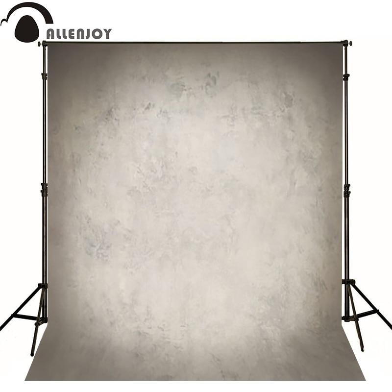Allenjoy Thin Vinyl cloth photography Backdrop gray Children Wedding Baby Background Photo Studio Decor Backgrounds MH-034