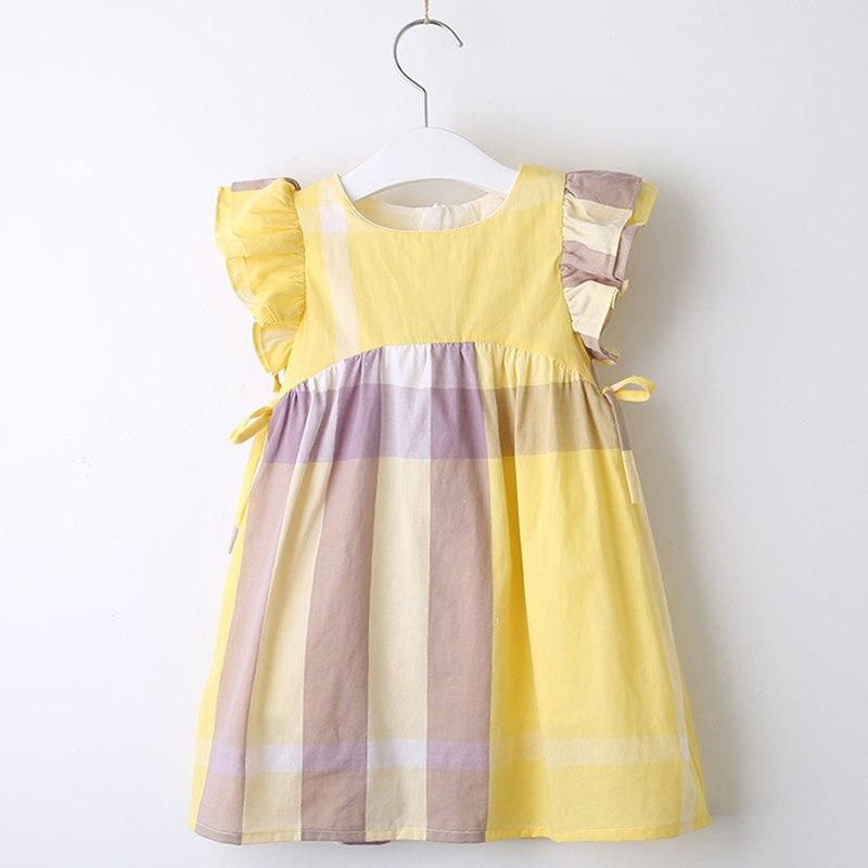 bca049aa782 Kids clothing 2019 summer dress Retail princess baby girls dancing clothing  Dot Pattern princess children tutu
