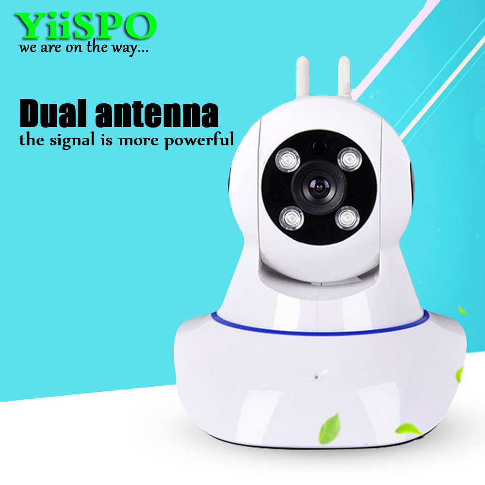 YiiSPO WIFI home camera IPnetwork camera Security Camera 720P/960P ...
