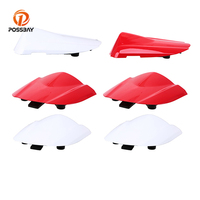 POSSBAY Motorcycle Rear Pillion Seat Cowl Fairing Cover for Suzuki GSXR1000 K7 2007 2008 Motorbike Accessories