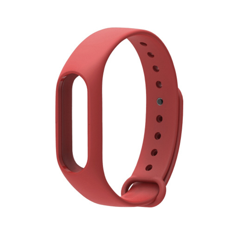 Konaforen 10 Color Mi Band 2 Accessories Pulseira Miband 2 Strap Replacement Silicone Wriststrap For Xiaomi Mi2 Smart Bracelet