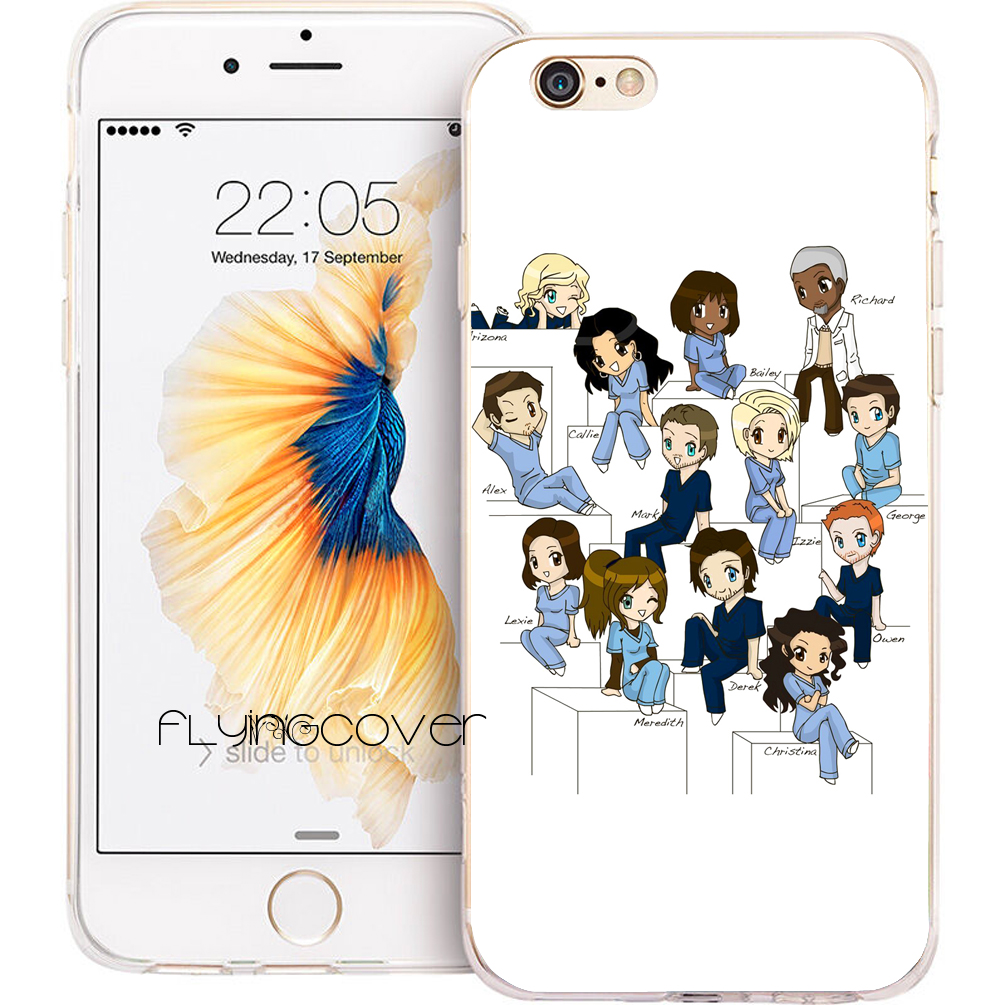 coque iphone 6 anatomie