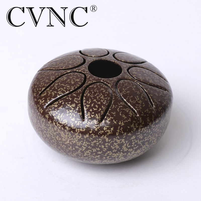 CVNC 3 5 8 10 12   steel tongue drum with free bag and malletCVNC 3 5 8 10 12   steel tongue drum with free bag and mallet