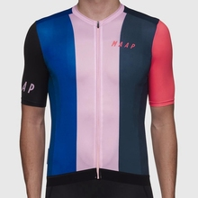 2019 maap Team cycling Jersey Men New style short sleeve MTB road riding bike clothing maillot ciclismo hombre bicycle uniform