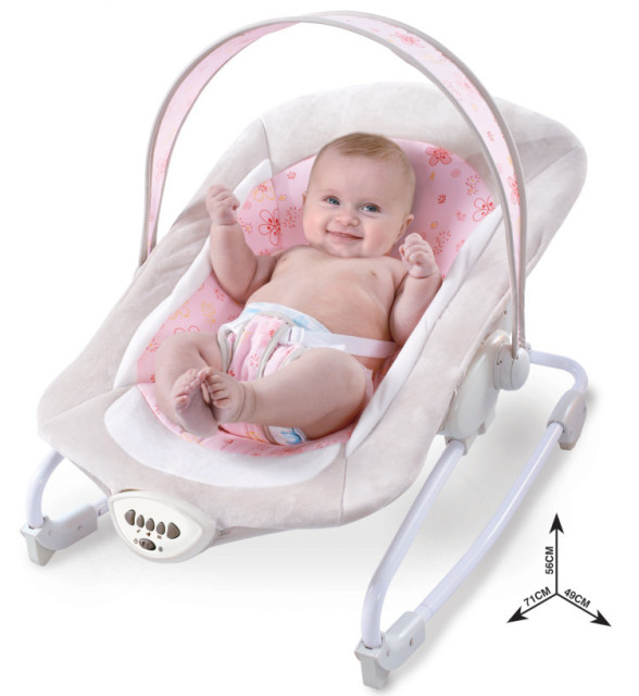 Infant Bouncy Chair Kevi Desk Free Shipping Multifunctional Baby Musical Rocking Bouncer Swing Rocker Electronic Vibration Cradle Seat