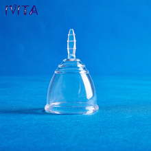 Lady Menstrual Cup Medical Silicone Product Vagina Care Femine Hygiene Alternative Tampons Safety Health Beauty Fashion Cups