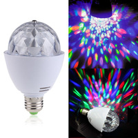 Crystal Ball Dj Stage Lights Led Colorful Rotating Lamp For Party Dancer Disco DJ Bar Moving