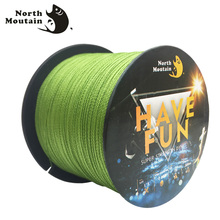 North Moutain PE 4 Strands Braided Fishing S Line Carpfishing Carp Japan Spearfishing leadcore hook link R
