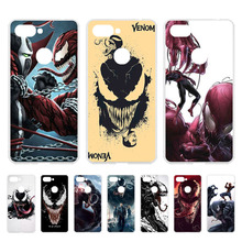 Venom Silicone Case For Xiaomi mi 8 Lite 6.26 Soft TPU Phone lite Back Cover Mi Youth 8X