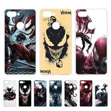 Venom Silicone Case For Xiaomi mi 8 Lite 6.26 Soft TPU Phone lite Back Cover Mi Youth 8X