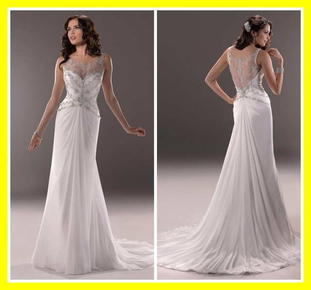 Gypsy Wedding Dresses For Sale Simple White Off The Rack Casual ...