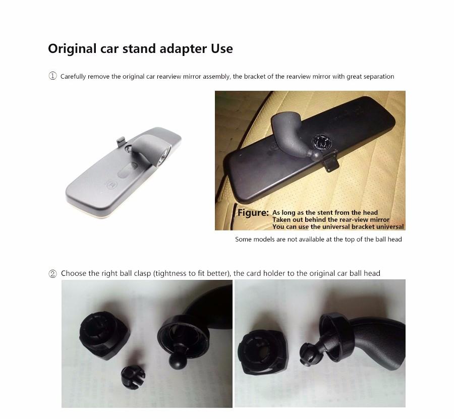 "Junsun 7"" Car GPS Navigation Android 5.0 Special 3G DVR Camera Rearview Mirror Dual Lens Truck gps sat nav Navitel Europe Maps 29"