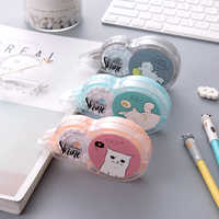 Mohamm White Out Correction Tape School Supplies Korean Stationery Items Small Gifts