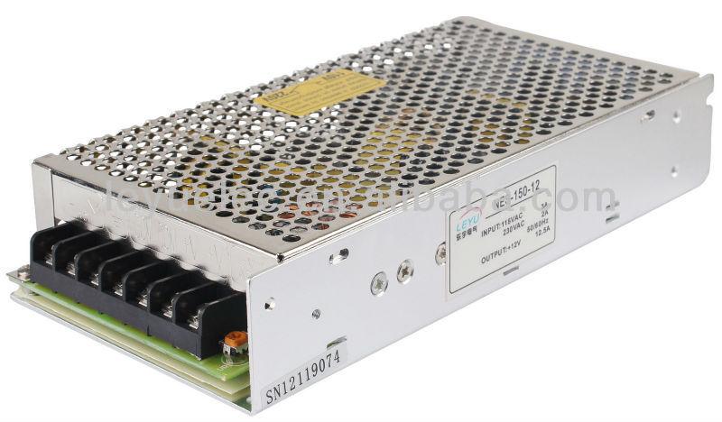 150W 48V 3.3A AC to DC Single Output Switching power supply for LED Strip light 1200w 48v adjustable 220v input single output switching power supply for led strip light ac to dc