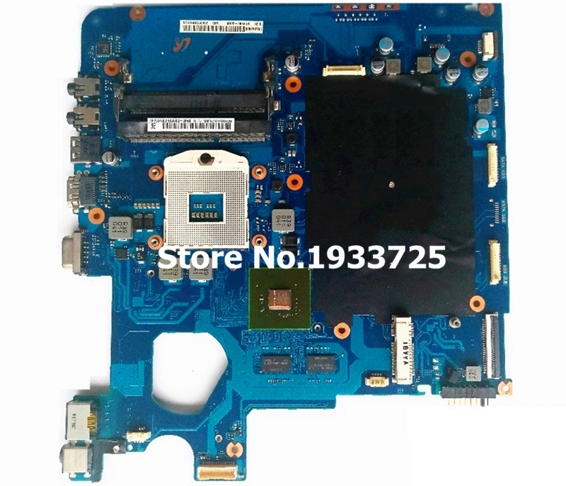 laptop motherboard for NP300V5A BA92-08465A BA92-08465B system mainboard fully tested ba92 05127a ba92 05127b laptop motherboard for samsung np r60 r60 ddr2 intel ati rs600me mainboard