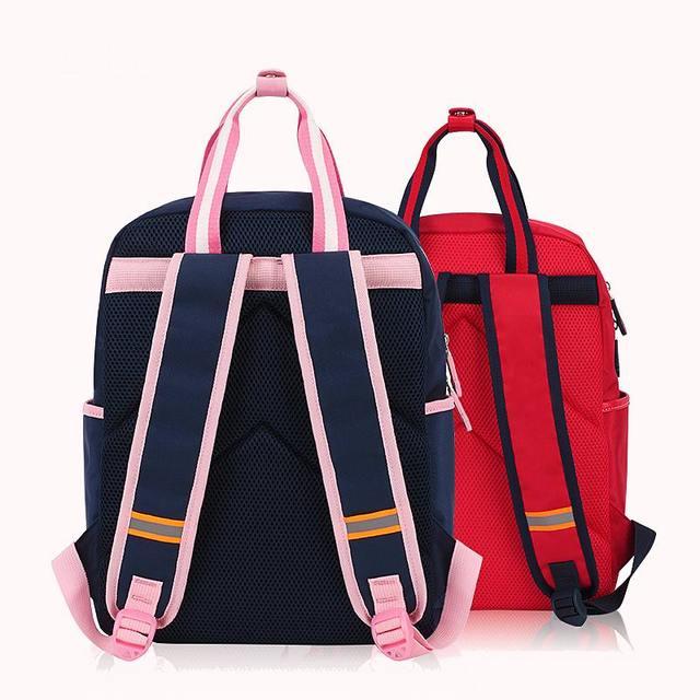 Vandtæt ortopædisk børne skolepose