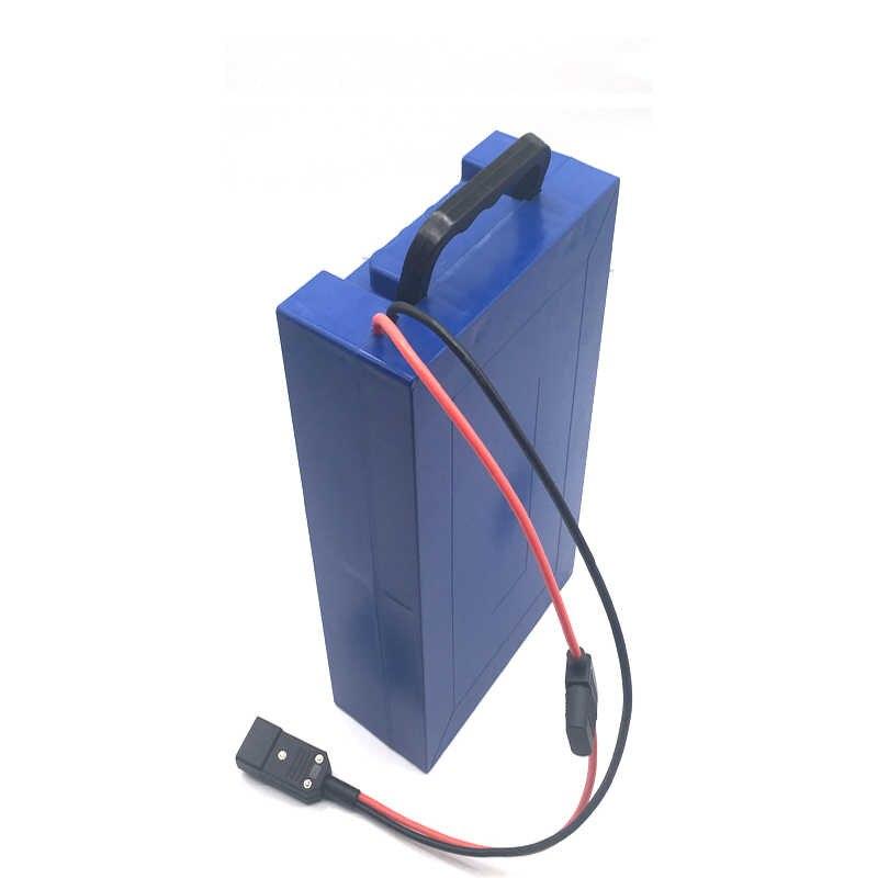 لا ضرائب جديد ebike بطارية 60 v 20Ah NMC ليثيوم بطارية حزمة ل Citycoco (هارلي) 1500 w محرك كهربائي