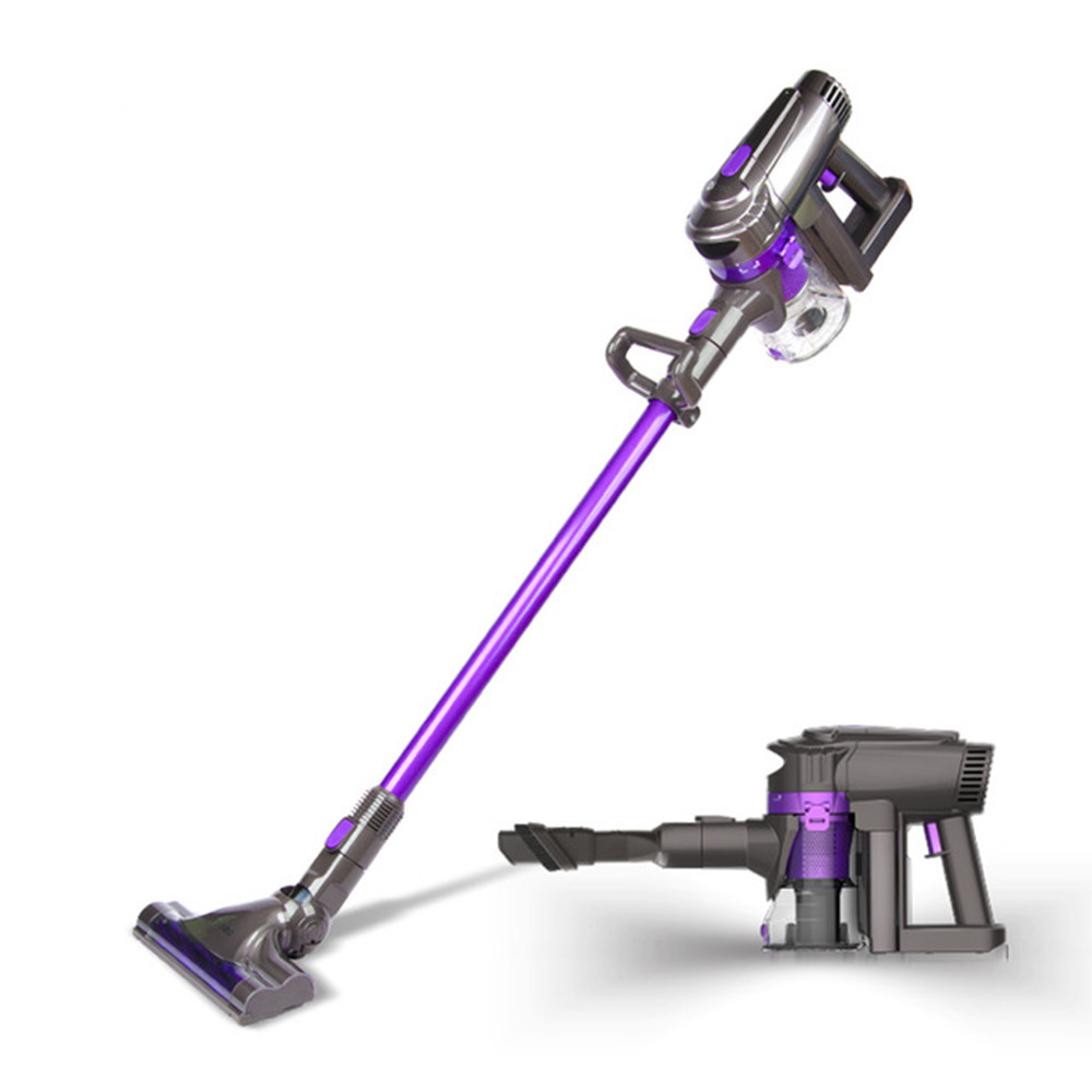Dibea F6 2-in-1 Cordless Vacuum Cleaner Handheld Vacuums Powerful Suction For <font><b>Carpet</b></font> Floor Sofa Car Pets Wireless Vacuum Cleaner
