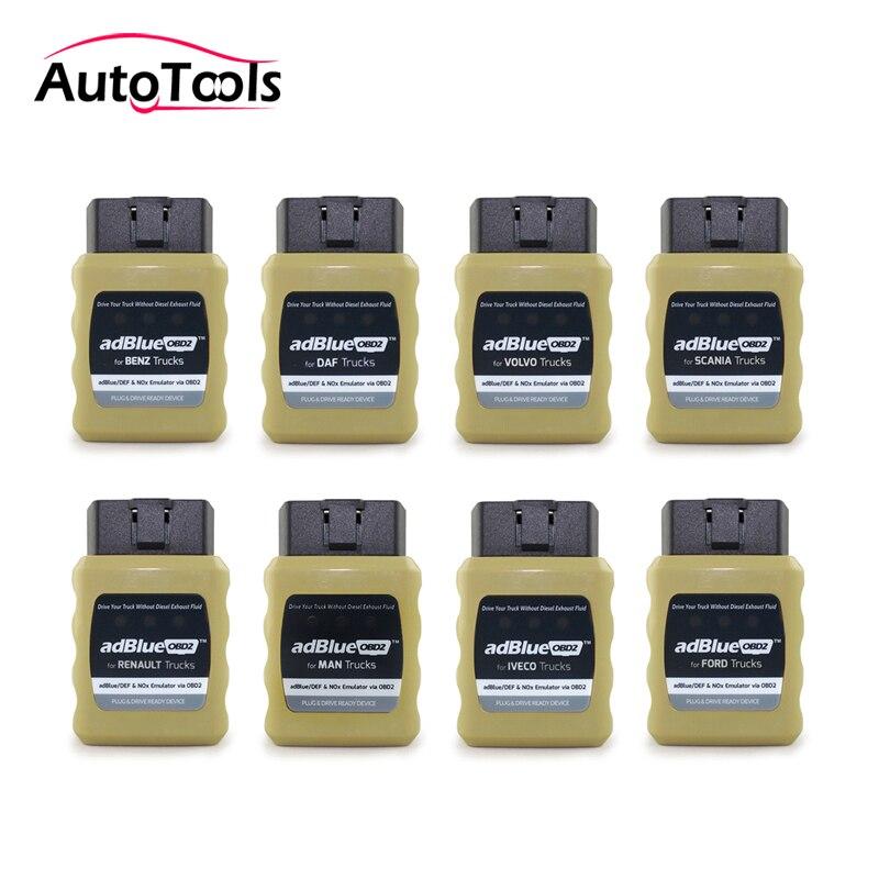 Adblue OBD2 Emulator For Renault/MAN/DAF/IVECO/Volvo/SCANlA Nox Emulator  for truck diagnostic tool