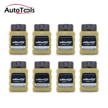 Adblue OBD2 Emulator For RenaultMANDAFIVECOVolvoSCANlA Nox Emulator for truck diagnostic tool tech 2 scanner for sale