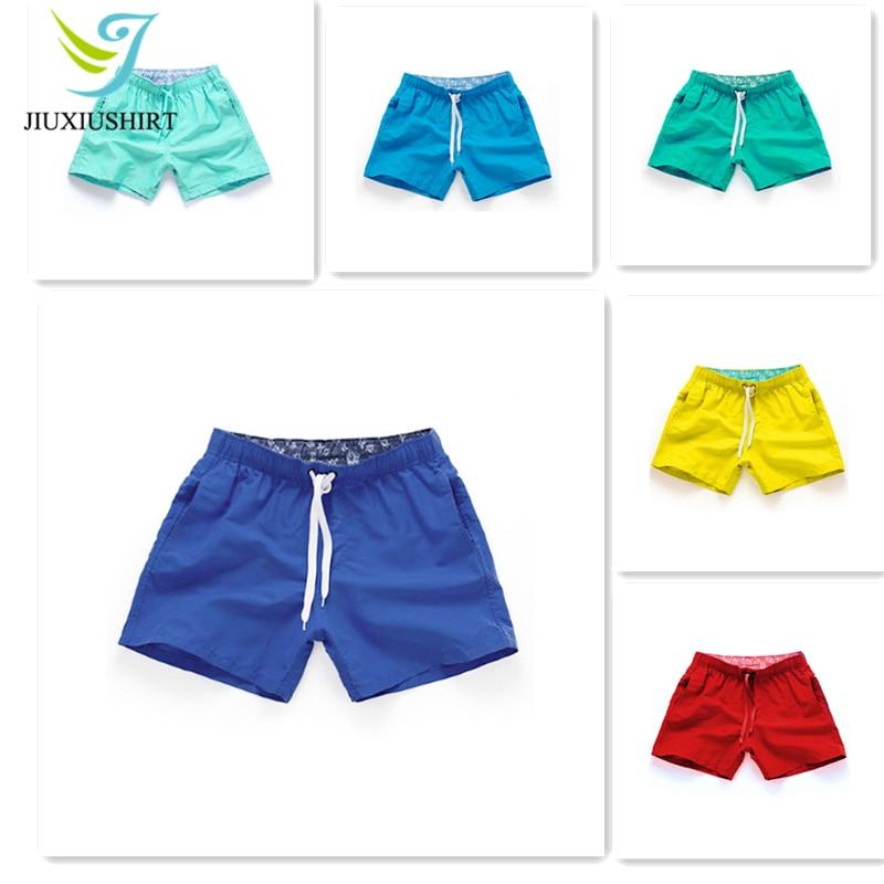 Quick Dry Pocket Swimming Shorts Men Swimwear Men Swimsuit Swim Trunks Bathing Beach Wear Surf Boxer Briefs Board Shorts S-2XL