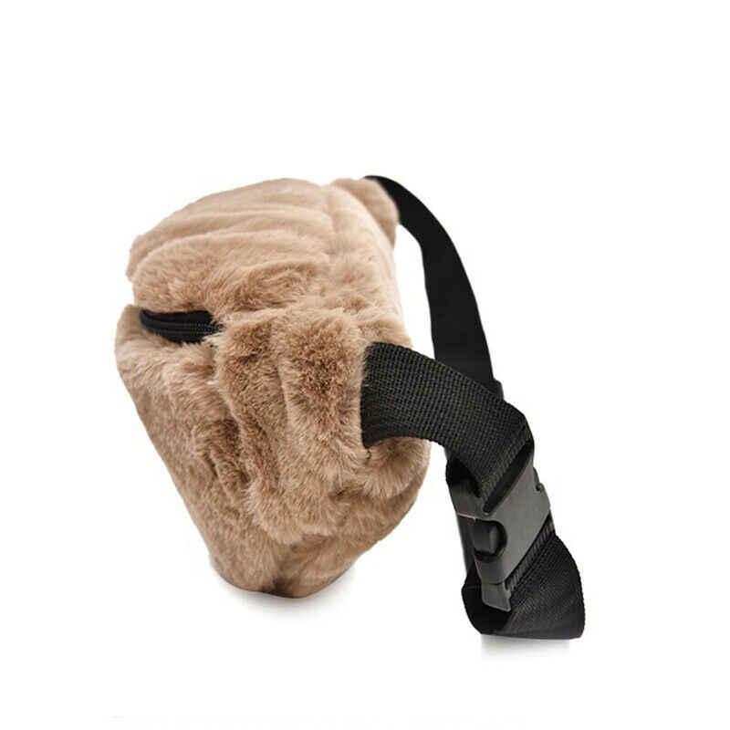 Moda Cintura Saco Da Cintura Bloco de Fanny Mulheres PU Cinto de Couro Com Zíper Saco Crossbody Viagem Preto Cinza