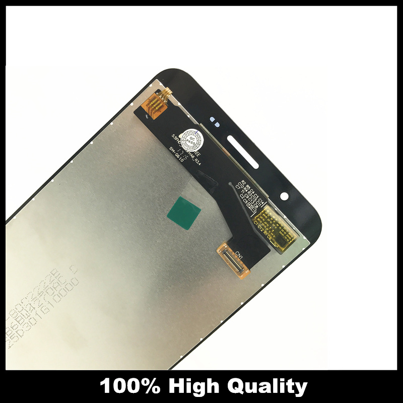100% High Quality LCDS For Samsung Galaxy J7 Prime G610F G610K G610L G610S  LCD Display Touch Screen Digitizer Assembly Sticker