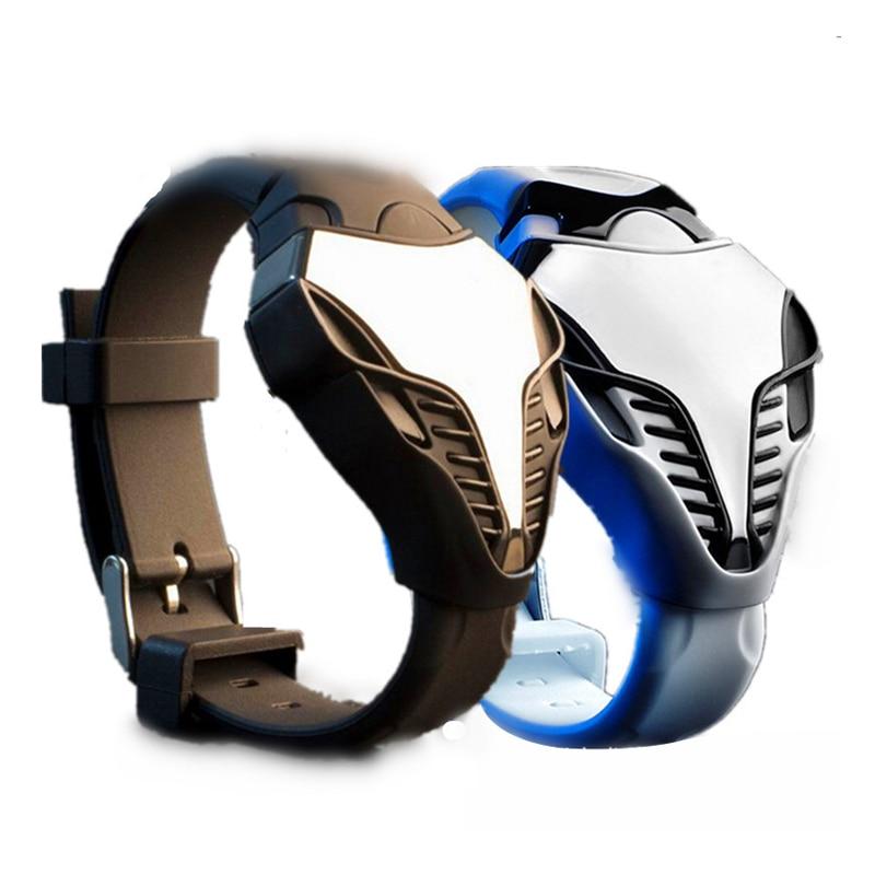 Ολοκαίνουργια ρολόγια Men Snake Shape Anamal Dial - Ανδρικά ρολόγια - Φωτογραφία 4
