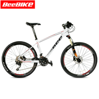 BEEBIKE 27 Speed Carbon Fiber T700 Mountain Bike 26er 16 Ultralight Bicycle Cycle SHIMANO M70 Derailleur