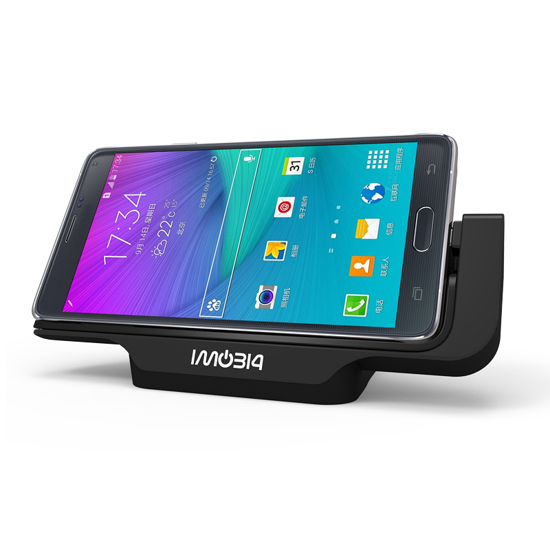 Cradle docking Samsung Galaxy Note 4