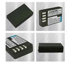 Pacote de baterias de lítio D-LI109 DLI109 Bateria Da Câmera D LI109 Digitais Para PENTAX K-R K-2 KR K2 KR K-30 K30 K50 K500 K-50 K-500