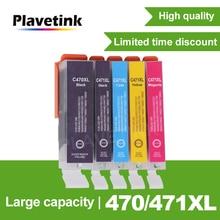 Plavetink для canon 470 471 PGI470 PGI-470 CLI-471 чернильный картридж для canon PIXMA MG5740 MG6840 MG6840 MG 5740 TS5040 чернила для принтера