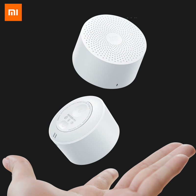 Original Xiaomi XiaoAI Portable Wireless Bluetooth Speaker Smart Voice Control Handsfree Bass Speaker Stereo Bass With Mic HD