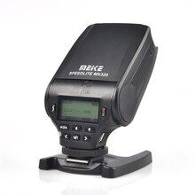 Meke mk320s flash ttl (GN32) compact flash para sony a7 a7 speedlight ii nex-5t nex-5r nex-3 nex-6 a7r a7s a5000 a6000