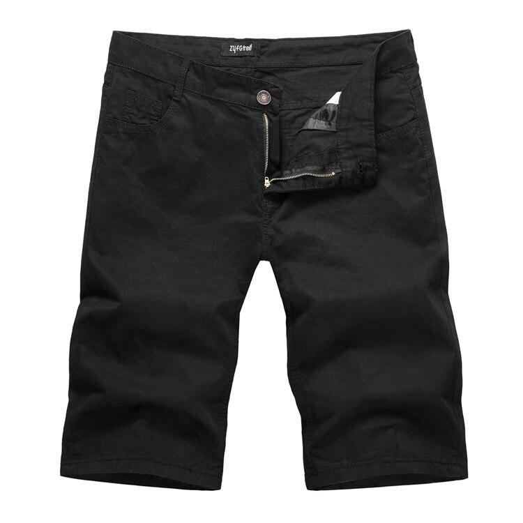 Shorts Mens Bermuda 2018 Summer MAN Beach Hot Cargo Solid Color Cotton Men Boardshorts Male Brand MenS Short Casual Fitness