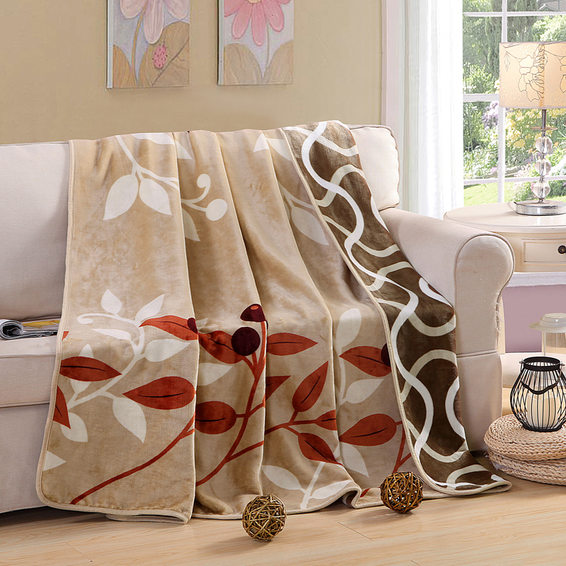 Stylish Double-Sided Printing Pattern Double Layer Blanket Leisure Blankets For Beds Fleece Warm Winter Sleeping Sofa BedspreadsStylish Double-Sided Printing Pattern Double Layer Blanket Leisure Blankets For Beds Fleece Warm Winter Sleeping Sofa Bedspreads