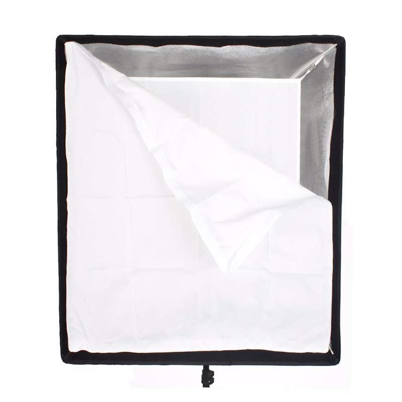 Godox UBW 50cm*70cm / 20x28 Rectangular Umbrella Softbox with Bowens Mount Speedring for Speedlite Photo Strobe Studio