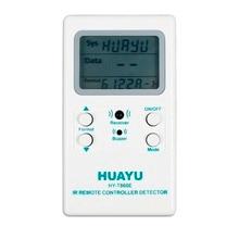Universal IR Remote Control Decoder Tester Infrared Control Testing Decoder HY T860E Controller