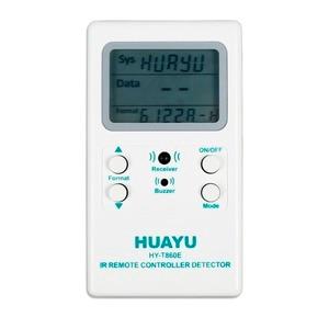 Image 1 - Universal IR Remote Control Decoder Tester Infrared Control Testing Decoder HY T860E Controller