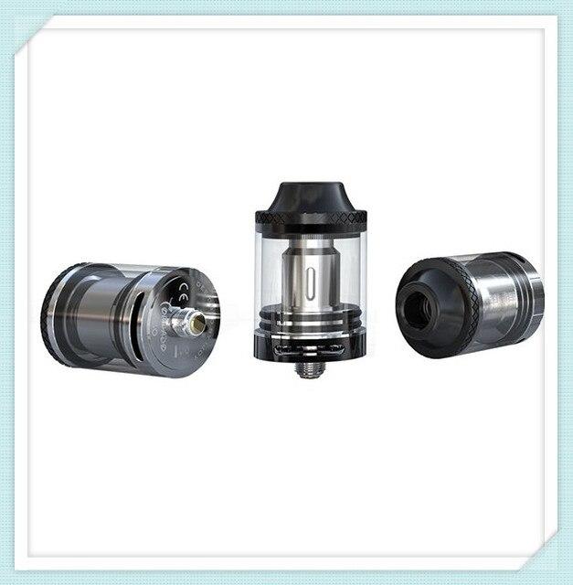 100% оригинал IJOY Торнадо 150 sub Ом RTA e-сигареты VAPE Танк 25 мм диаметр 4.2 мл E- сок Емкость Катушки и дымоход 2 в 1