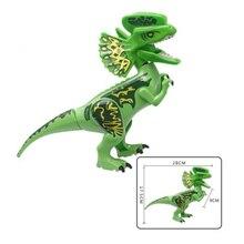 Jurassic Dinosaur World Figures Tyrannosaurs Rex Building Blocks 75916 Toys For Children